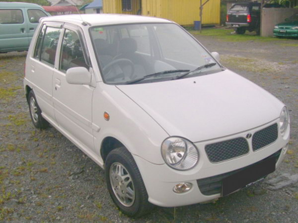 Perodua Kancil 850 « Pronto Car Rental & Services